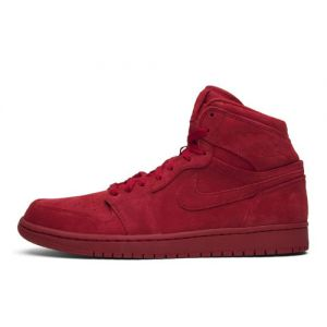 Fake Nike Air Jordan 1 Retro High 'Red Suede'