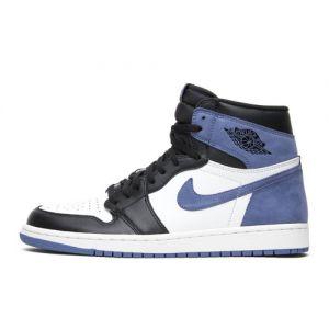 Putian Shoes Fake Jordan 1 High 'Blue Moon'