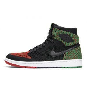 Replica Jordan 1 High Flyknit 'Black History Month' Cheap