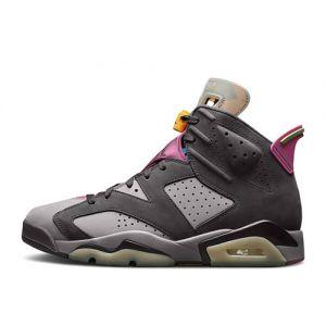 Fake Jordan 6 'Bordeaux' Outside