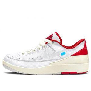 Replica Off-White Jordan 2 Low 'White/Red'
