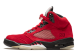 High-quality Fake Jordan 5 'Raging Bull' 2021