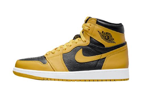 Best Fake Jordan 1 High Pollen